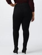 Westport Signature High Rise Pull On Jegging Jean - Plus - Black - Back