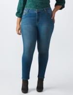 Westport Signature 5 Pocket Skinny Jean -Plus - 13