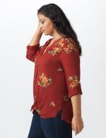 Westport Embroidered Shirt - Plus - 4