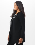 Roz & Ali Inner Beauty Coatigan Sweater - 4
