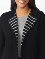 Roz & Ali Inner Beauty Coatigan Sweater - 5