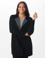 Roz & Ali Inner Beauty Coatigan Sweater - 6