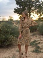 Luna Hanky Hem Dress - 1