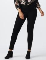 Westport Signature 5 Pocket Skinny Jean - Black - Front
