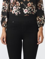 Signature High Rise Pull On Jegging Jean - 9