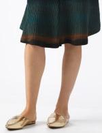 Dip Dye Rib Knit Pull On Skirt - 9