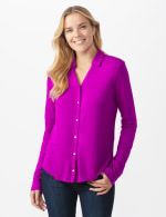 Rayon Span Pique Shirt - 21