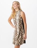 Marina Animal A-Line Dress - 6