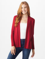 Roz & Ali Everyday Cardigan - Delicious Apple - Front