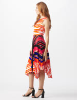 Colorful Striped Dress - 4