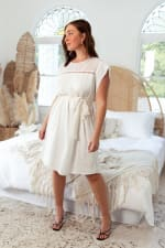 Amber Short Sleeve Sundress Dress - 6