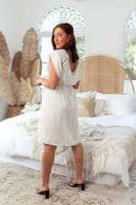Amber Short Sleeve Sundress Dress - 7