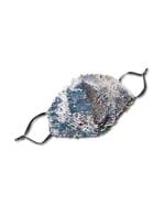 Rainbow Flip Sequin Fashion Face Mask - 5