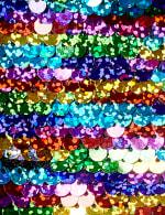 Rainbow Flip Sequin Fashion Face Mask - 3