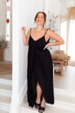 Alanis Sleeveless Maxi Dress - 6
