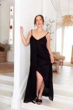 Alanis Sleeveless Maxi Dress - 4