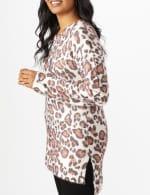 Roz & Ali Eyelash Animal Sweater Tunic - 5