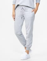 DB Sunday French Terry Jogger - Grey - Front