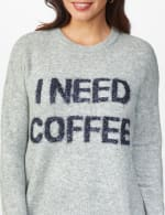 I Need Coffee Sweater - 4