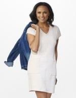 Patch Pocket Sheath Dress - 6