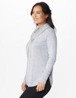 Westport Grommet Trim Pullover Sweater - 3