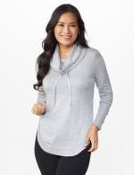 Westport Grommet Trim Pullover Sweater - 5