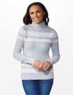Stripe Tunic Sweater - 6