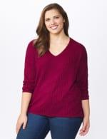 The Roz & Ali Everyday Pullover - Plus - 12