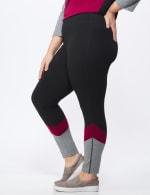 DB Sunday Colorblock Legging - Plus - 4
