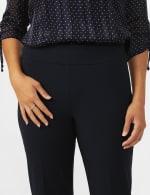 Roz & Ali Secret Agent Pull On Tummy Control Pants - Short Length - 12
