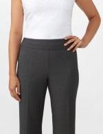 Roz & Ali Secret Agent Pull On Tummy Control Pants - Short Length - 6