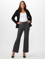 Roz & Ali Secret Agent Pull On Tummy Control Pants - Short Length - 8