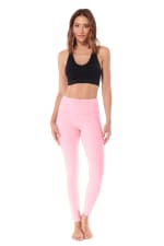Butt Lifting Legging - Blush - Front