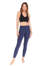 Beeta Legging - Navy - Front