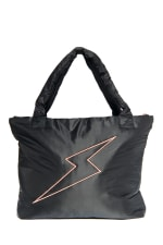 Karma Ultra Light Bag - Black / Rose Gold - Front