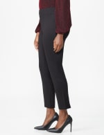 Ponte Pull On  Ankle Pant - 4