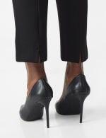 Ponte Pull On  Ankle Pant - 5