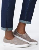 Westport Signature  Girlfriend/Boyfriend 5 Pocket Jean with Double Rolled Cuff - 5