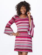 Marina Stripe Soft Knit Dress - 6