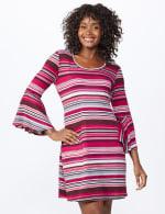 Marina Stripe Soft Knit Dress - 7