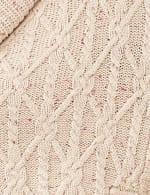Westport Novelty Yarn Poncho Sweater - 2