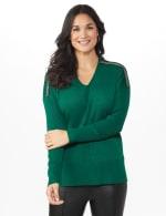 Beaded Sweater Tunic - 6