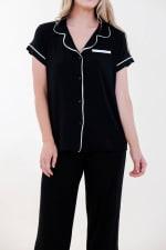 One Spirit Short Sleeve Pajama Set - 4