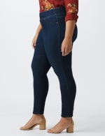 Plus Tall Westport Signature High Rise Pull on Jegging Jean - Plus - 4