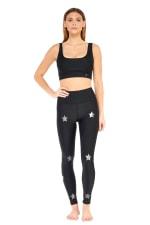 Star Light Star Bright Legging - Black - Front
