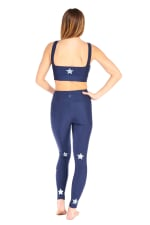 Star Light Star Bright Legging - Navy - Back