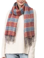 Scarf with Tassels - 5