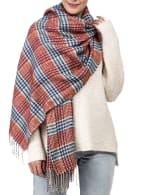 Scarf with Tassels - 2