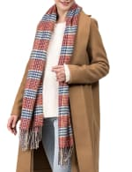 Scarf with Tassels - 1