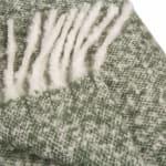 Woven Acrylic Striped Jacquard Throw 780g - 2